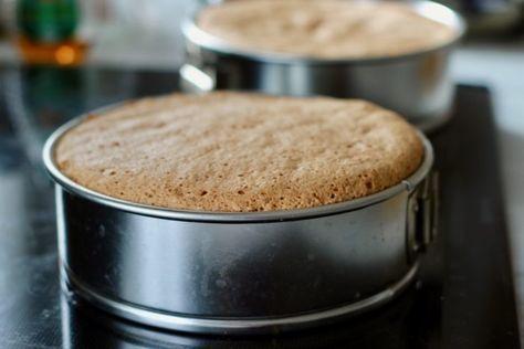 Här kommer världens enklaste och bästa recept på en glutenfri, hög, jämn och luftig tårtbotten. Den går utan problem att dela i tre delar och funkarutmärkt att frysa in. Receptet är...