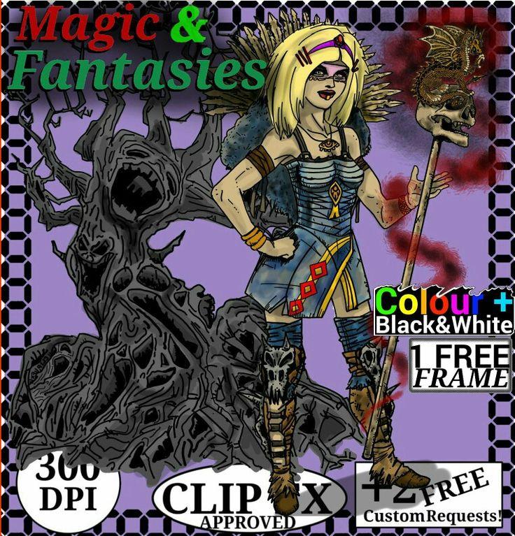 Fantasy Clipart Map Gameseternal