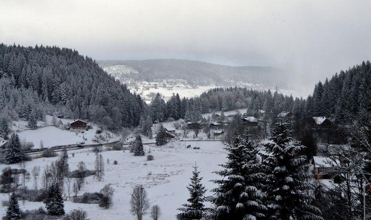 White Mountain - Gerardmer (88), France