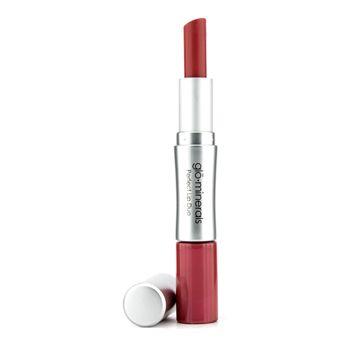 GloMinerals Perfect Lip Duo (Lipstick  Gloss) - Pink 2pcs - http://www.scents.joystin.com/2012/12/15/glominerals-perfect-lip-duo-lipstick-gloss-pink-2pcs/
