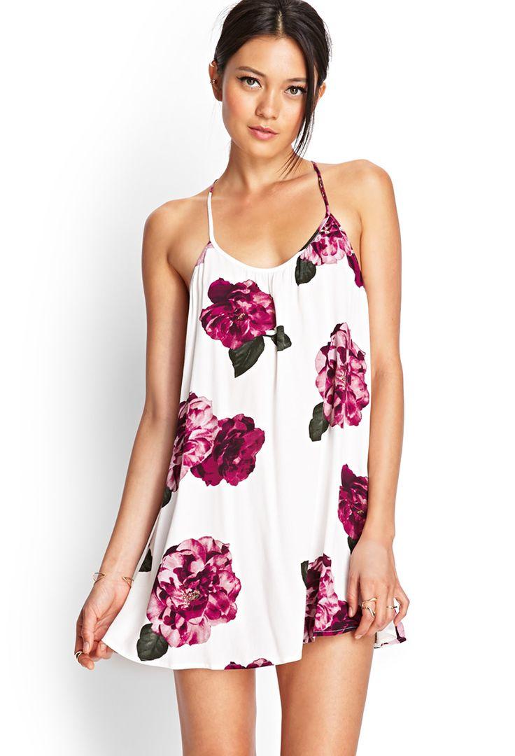 Floral Cami Dress | FOREVER21 #SummerForever