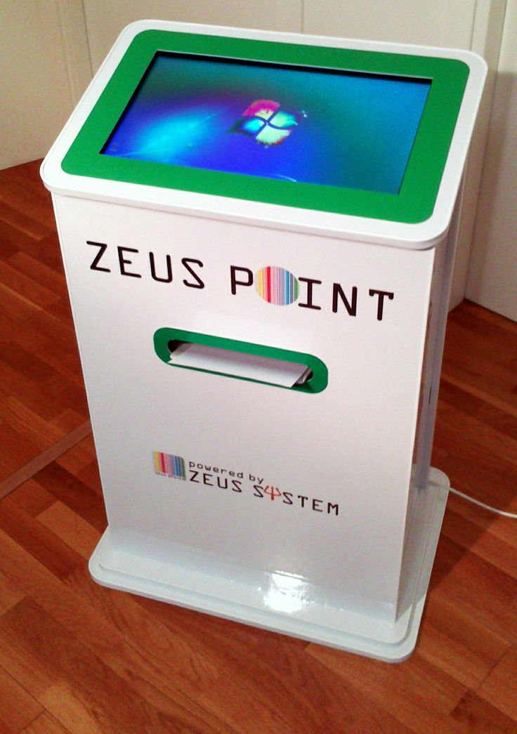 "Desk Multimediale ""Zeus System"""