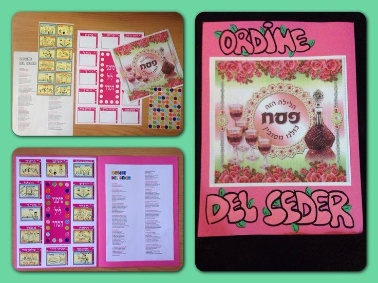 Seder order