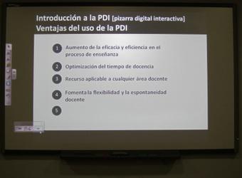 Incorporación de la Pizarra Digital Interactiva en las Estrategias Docentes