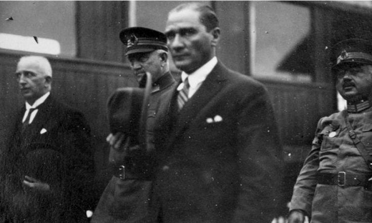 Atatürk' ün Balıkesir' i Ziyaretleri.