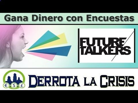 Future Talkers, Gana Dinero Gratis en PayPal con Encuestas en Linea >>  Info y Registro Aqui: www.futuretalkers... #FutureTalkers #GanarDinero #encuestas #PTC