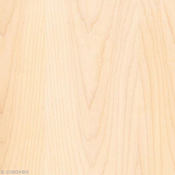 Adhésif Venilia Perfect - Érable - 200 x 45 cm