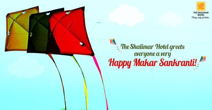 May your dreams soar as high as the colourful kites that flood the skies today! Happy #MakarSankranti