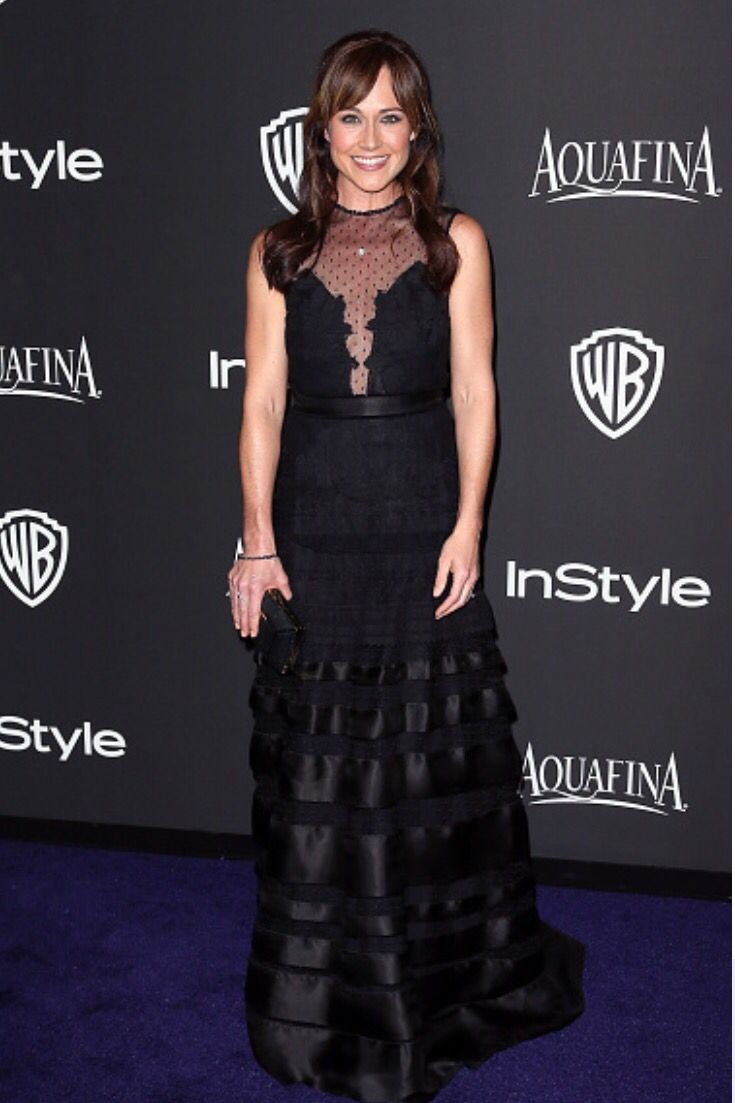 Actress Nikki DeLoach attended the @instylemag  & @warnerbrosent  72nd Annnual @goldenglobes awards after party and looked spectacular in a black #christoscostarellos gown! Visit http://www.fashionnstyle.com/articles/40254/20150113/top-10-best-dressed-at-the-instyle-warner-bros-72nd-annual-golden-globe-awards-after-party.htm  #bestdressed #goldenglobes #instyleusa #warnerbros #goldenglobesafterparty #madeingreece #costarellos #hollywood #blacklace #goldenglobesoutfit  #awardseason…
