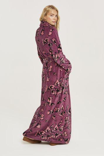 2f1875f066 Stencil Floral Robe