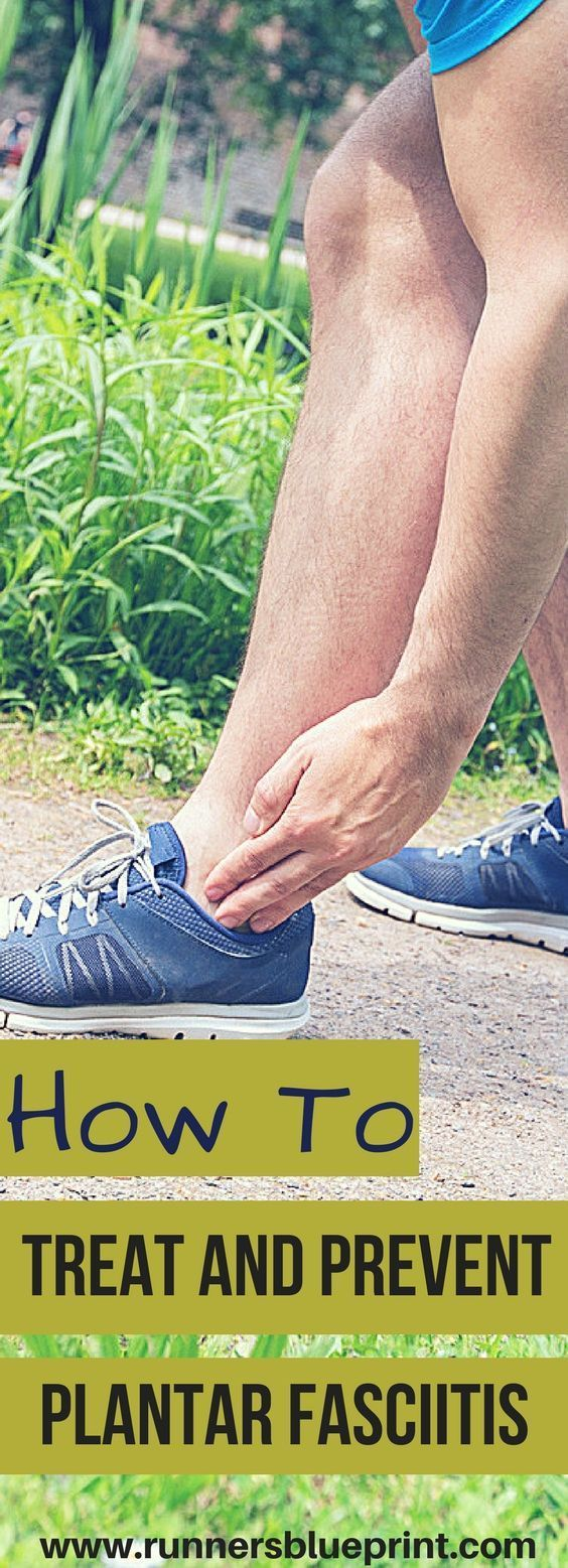 As a runner, you must be (painfully) familiar with the agony associated with plantar fasciitis. The fact is, this injury is a runners' recurring nightmare. That's why today, dear reader, I'm sharing with you my comprehensive guide to Plantar fasciitis. http://www.runnersblueprint.com/how-to-treat-and-prevent-plantar-fasciitis-while-running/ #Plantar #Fasciitis