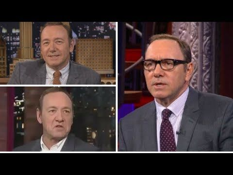 Kevin Spacey Does Impressions - YouTube