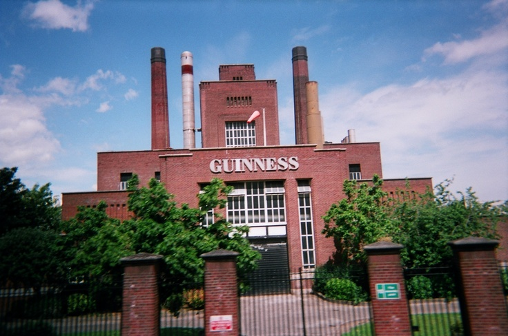 Dublin, Ireland-- Guinness Factory :) MUST GO!