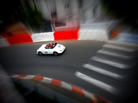 Vidéo de la sortie pour le Grand Prix de Pau - France