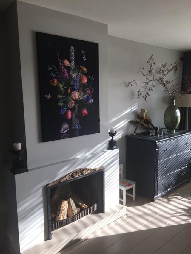 Foto Als Wanddecoratie.Dutch Love Van Sander Van Laar In 2019 Woonkamer I Werk Aan De