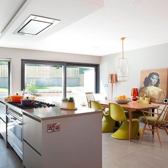 22 best Retro kitchens images on Pinterest | Vintage kitchen, Retro ...
