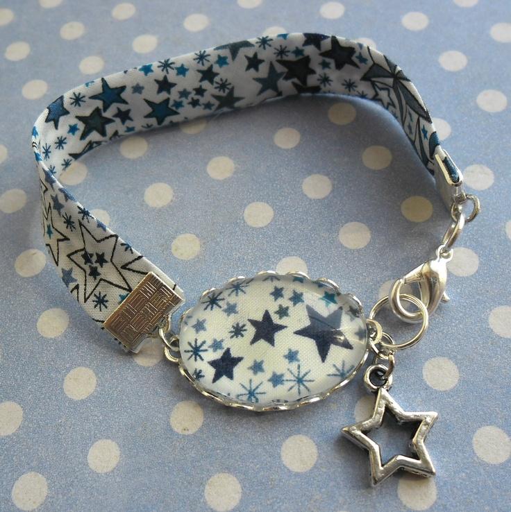 Bracelet Liberty Blue Star                              …