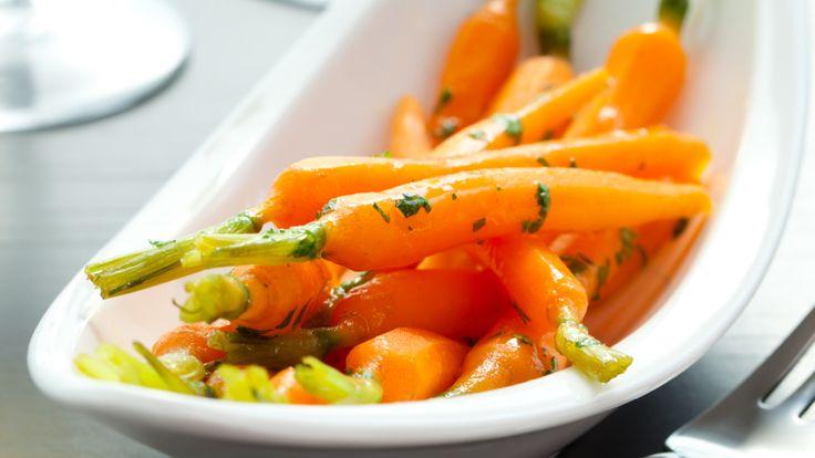 Lemon Dilly Carrots
