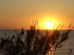 Fourka #beach sunset #Halkidiki #Greece http://gohalkidiki.com/fourka/