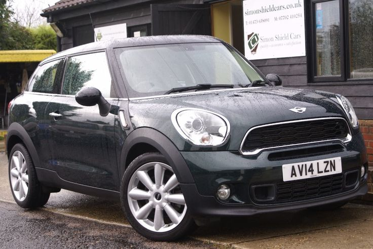 2014 Mini Paceman 1.6 Cooper S for sale at Simon Shield Cars http://www.simonshieldcars.co.uk/used/mini/paceman/16-cooper-s/ipswich/suffolk/17899106#top-image