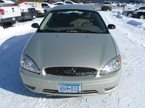 2006 Ford Taurus LISTING # 15072 Ends: 3/5/2013 2:00:00 PM Eastern