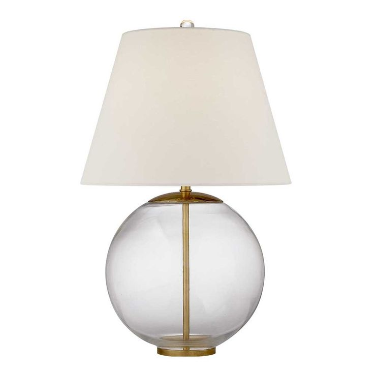 Discover the aerin morton table lamp crystal at amara £545