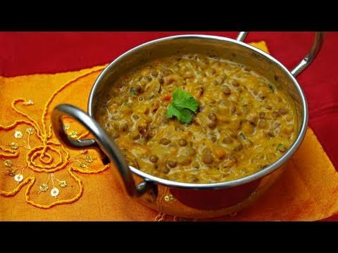 Recette indienne Dal makhani