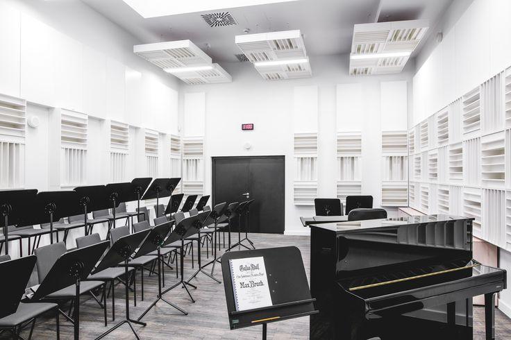 Opera na Zamku w Szczecinie – architekci