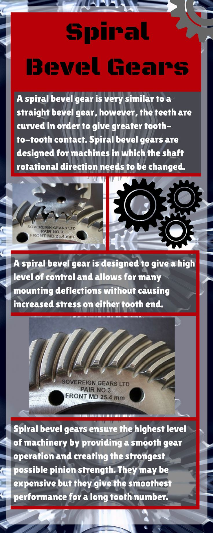 www.sovereigngears.com  Learn about spiral bevel gears here!