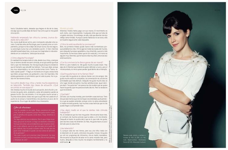 Revista Entrecasa Diciembre 2012