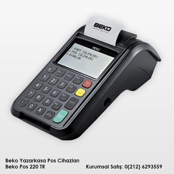 Beko Yazarkasa Pos Cihazları