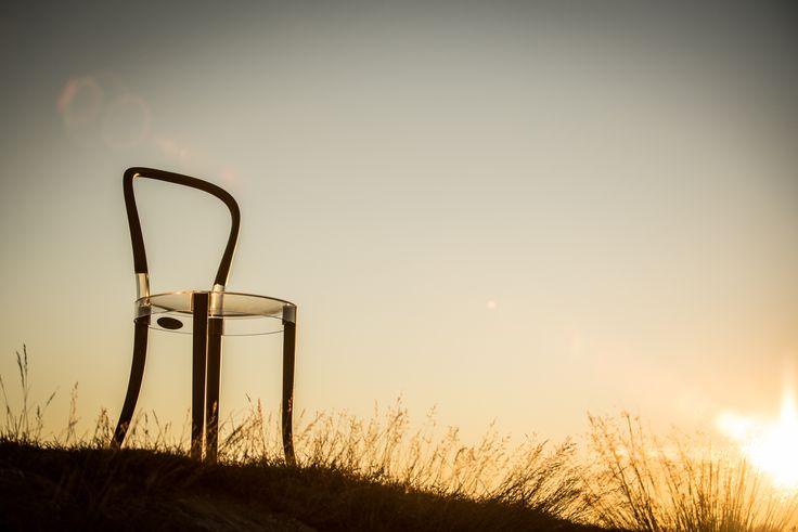 Revology design #1. Timeless bistro chair design.   Available for pre order Septmber 2017 - Register your interest