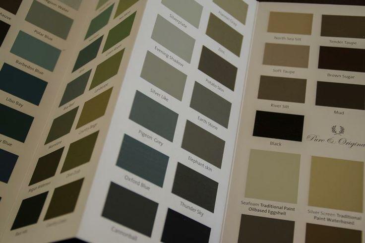 more colours