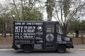 black food truck - Google Search