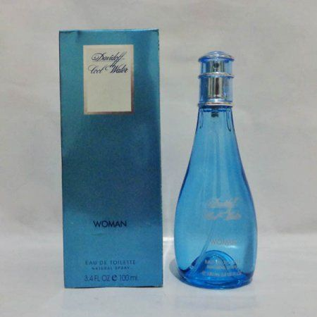 Davidoff Cool Water for Women IDR 50000