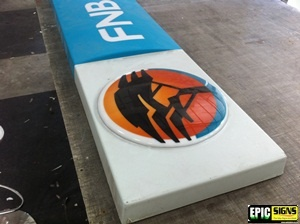 FNB Moulded Signs