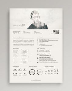 Resume / Curriculum Vitae on Behance