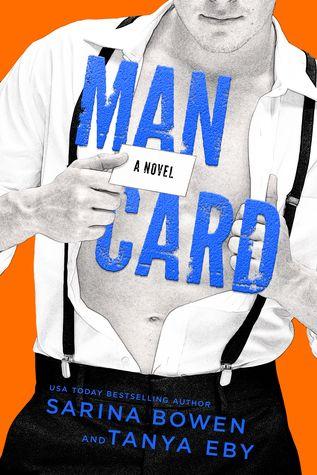 Review: Man Cards by Sarina Bowen