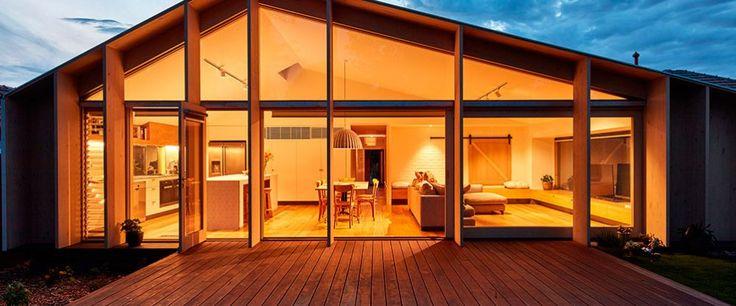 17 mejores ideas sobre casas de cobertizos en pinterest for Casas con cobertizos