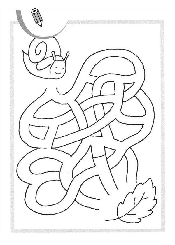 Activités imprimables Labyrinthes. http://www.activitesprescolaire.pequescuela.com/activites-prescolaire-imprimer-labyrinthes7.html