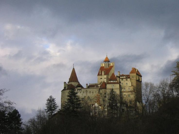 Dracula's Castle and Other Top Scary Places to Visit [Slideshow]