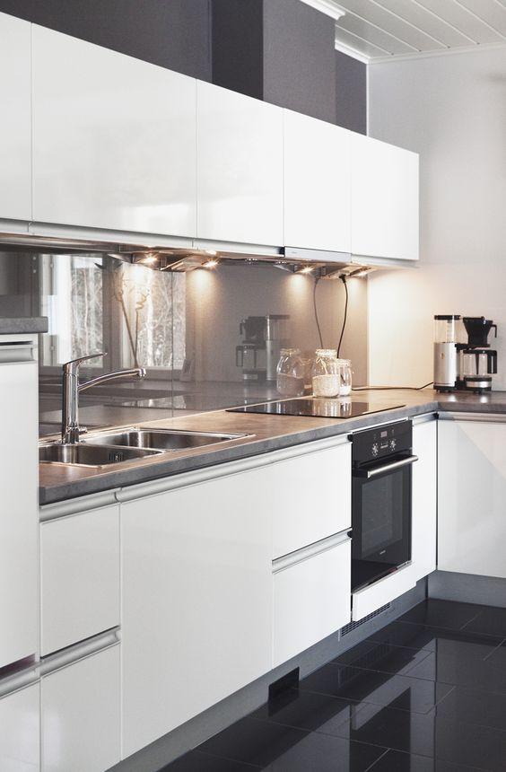 White Modern Kitchen Ideas 90 best white on white| modern kitchen ideas images on pinterest