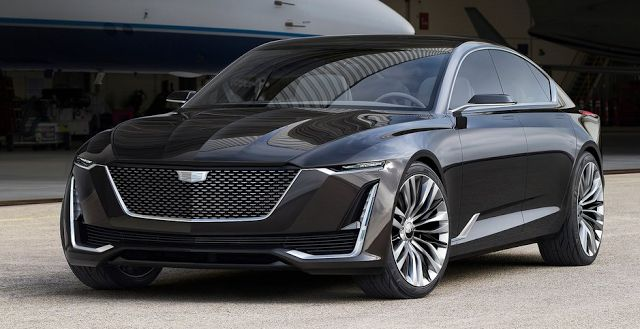 2017 Cadillac Escala Redesign, Features, Performance, Pictures - NewCarRumors
