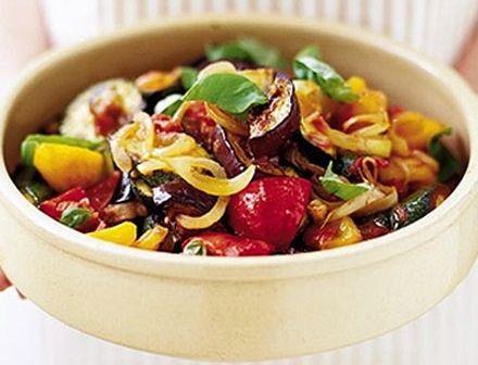 Неделя французской кухни: сытный овощной рататуй