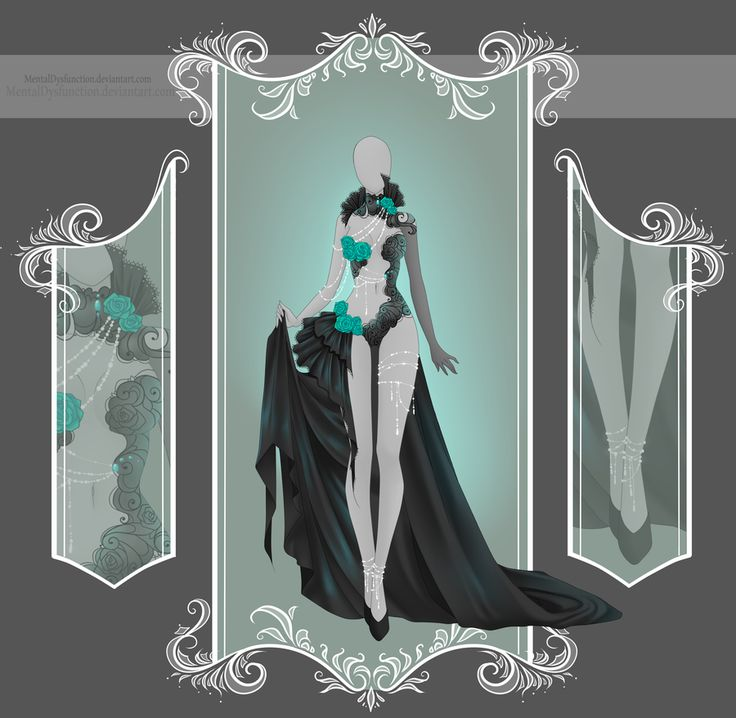 Outfit Adopt 24 *CLOSED  by MentalDysfunction