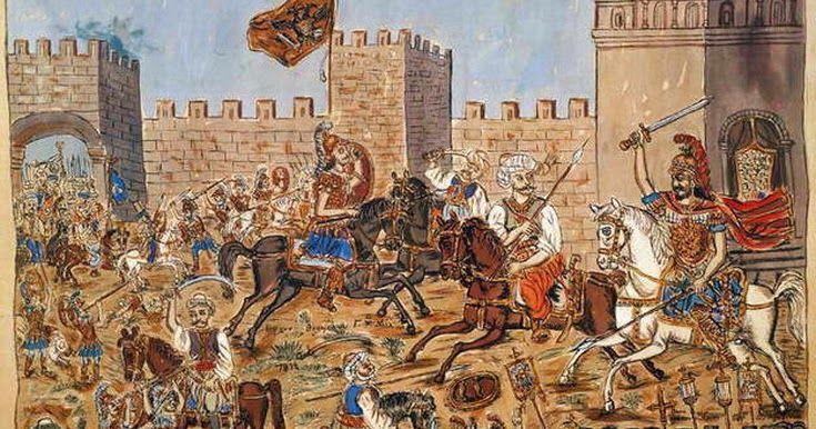 Γράφει ο Λεωνίδας ΚουμάκηςΤρίτη 29 Μαΐου 1453 8:00 η ώρα το πρωί. Ο Κωνσταντίνος Παλαιολόγος ο τελευταίος Αυτοκράτορας του Βυζαντίου καταπληγωμένος καταματωμένος με ξεσκισμένα ρούχα κραυγάζει σαν Χριστός σταυρωμένος: Η Πόλη πάρθηκε και εγώ ακόμα ζω; Δεν υπάρχει κανένας χριστιανός για να πάρει το κεφάλι μου; (Από το Χρονικό του Γεωργίου Σφραντζή).Διαβάστε τη συνέχεια