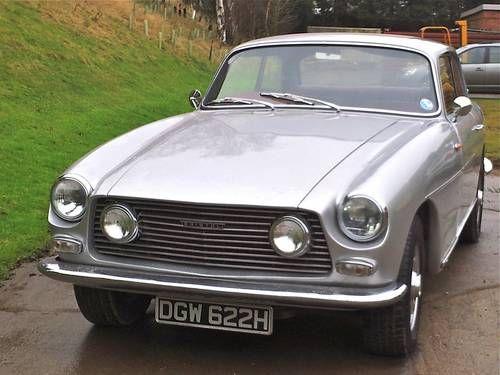 Bristol 411-S1 1970.