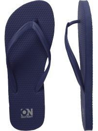 old navy flip flops save me during the summer.