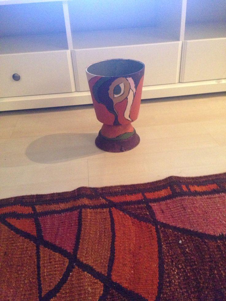 Vazoyu halıya halıyı vazoya benzetme çabaları