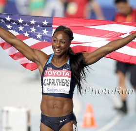 USA Track & Field - Danielle Carruthers